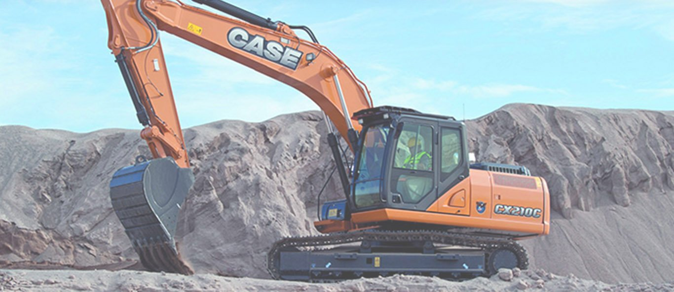 Authorized CASE Heavy Equipment Dealer